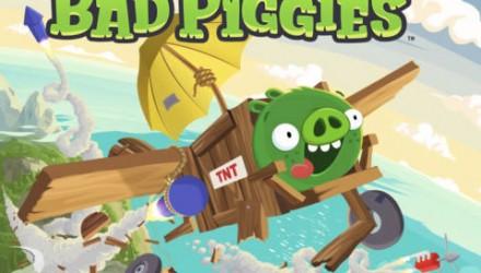 Descarga GRATIS: Bad Piggies HD