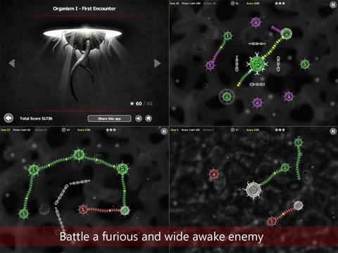 Tentacle Wars HD: Descarga Gratis