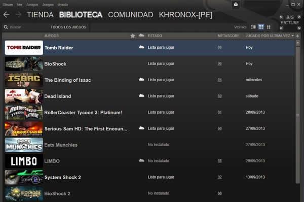 Lo Bueno y lo Malo de Comprar Videojuegos en Steam