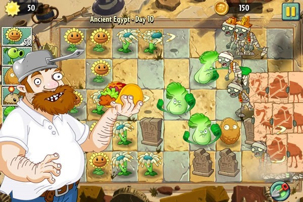 Descarga Gratis Plants Vs Zombies 2 Para Smartphone O Tablet