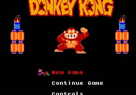 Jugar Donkey Kong Online Gratis