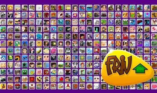 Lista Completa De Juegos Friv Mas De 250 Juegos Online