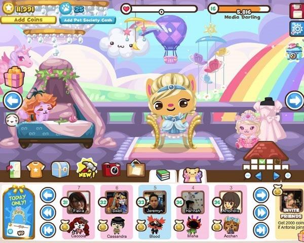 los-20-mejores-juegos-de-facebook-pet-society