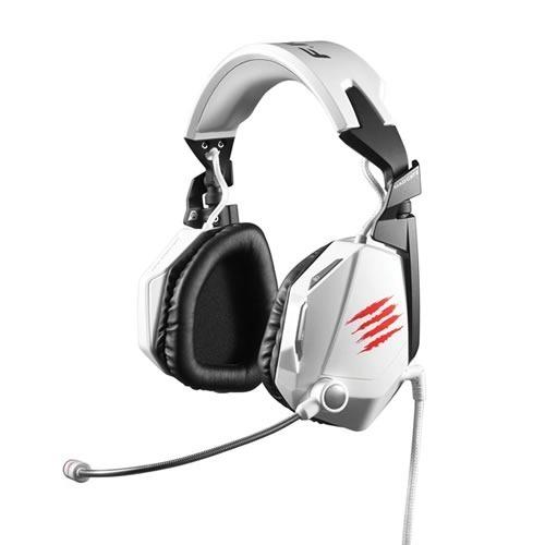 10 mejores audifonos para gamers - mad catz freq 7 surround