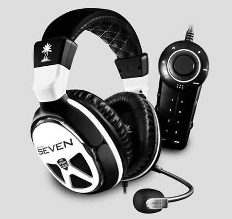 10 mejores audifonos para gamers - turtle beach ear force z seven