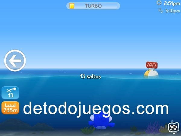reto fish out of water