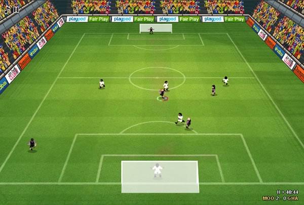 10 mejores juegos de futbol online gratis - champions 4