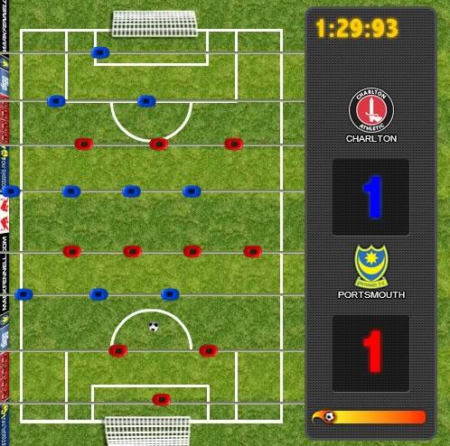 10 mejores juegos de futbol online gratis - premiere league foosball