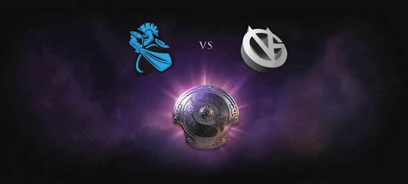 dota 2 campeonato mundial the international 2014 - final