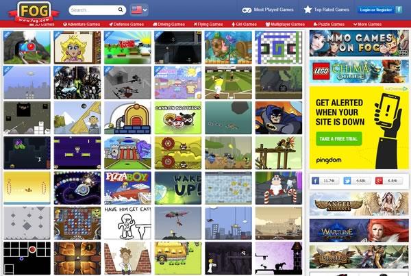 Fog Free Online Games Juegos Gratis Online