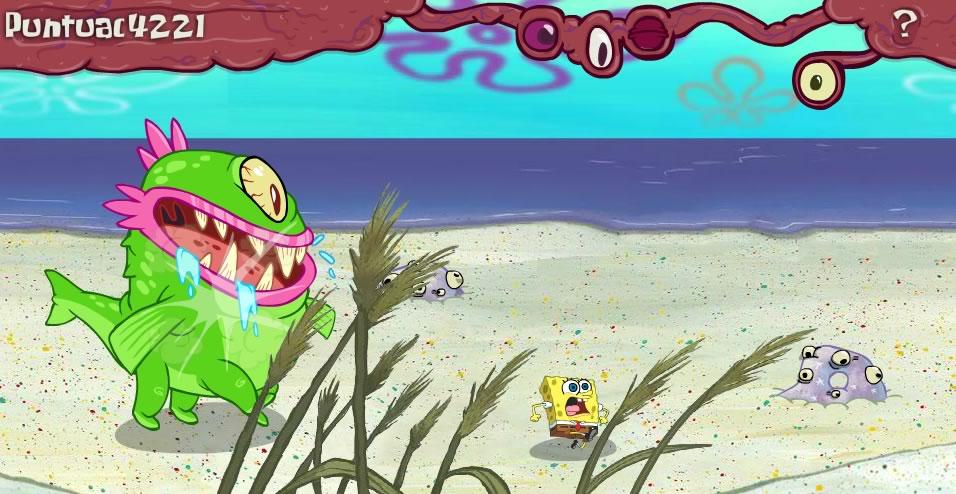 Juegos de Bob Esponja OFICIALES de Nickelodeon