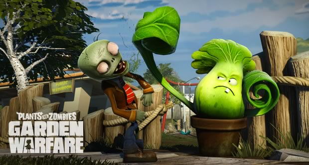 Descarga Plants Vs Zombies Garden Warfare Gratis