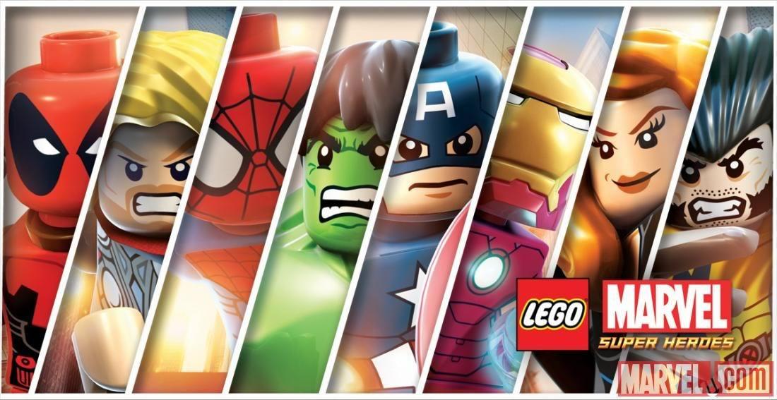 Lego Marvel Super Heroes Todos Los Codigos De Trucos
