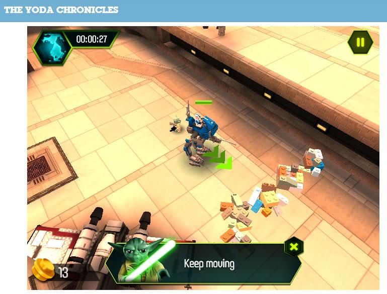 lego star wars juego las cronicas de yoda - 01