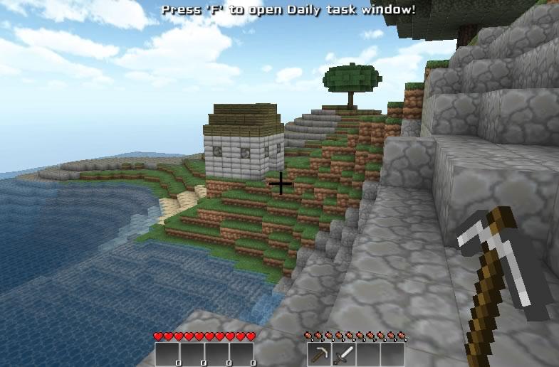 Los 10 Mejores Juegos De Minecraft 3d Y 2d Gratis