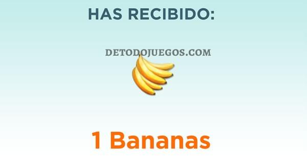 nuevos codigos minion rush v2 - 1 banana