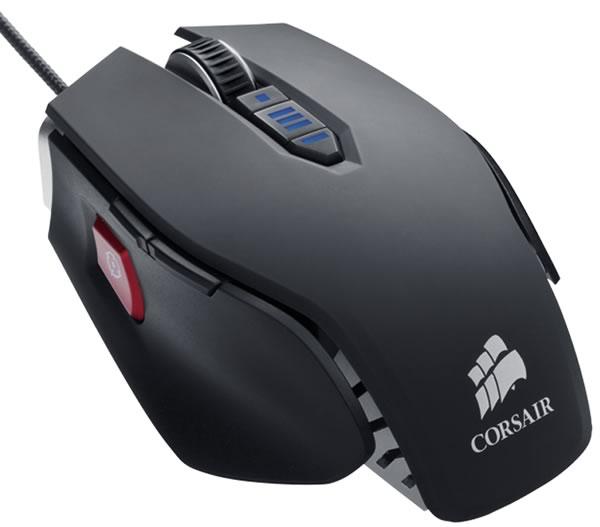 10 mejores ratones para videojuegos de pc - corsair vengeance m65 fps