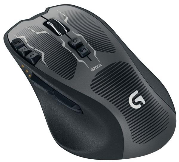 10 mejores ratones para videojuegos de pc - logitech g700s