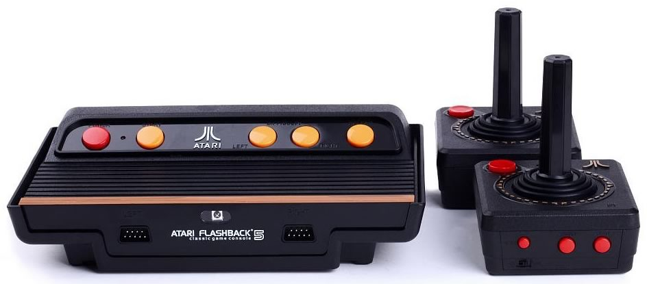 atari flashback 5 retro game console - 01
