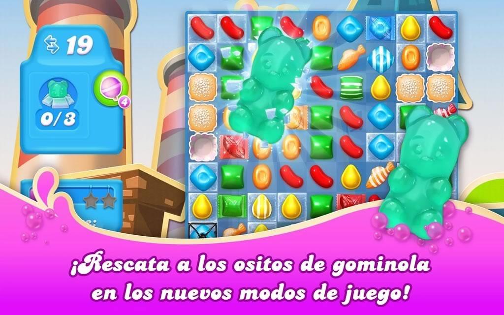 Juega Candy Crush Soda Saga El Juego Que Está De Moda