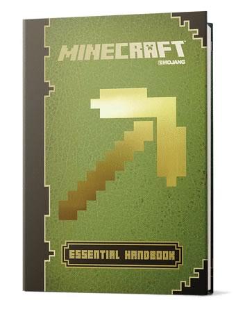 coleccion completa de manuales de minecraft - manual esencial