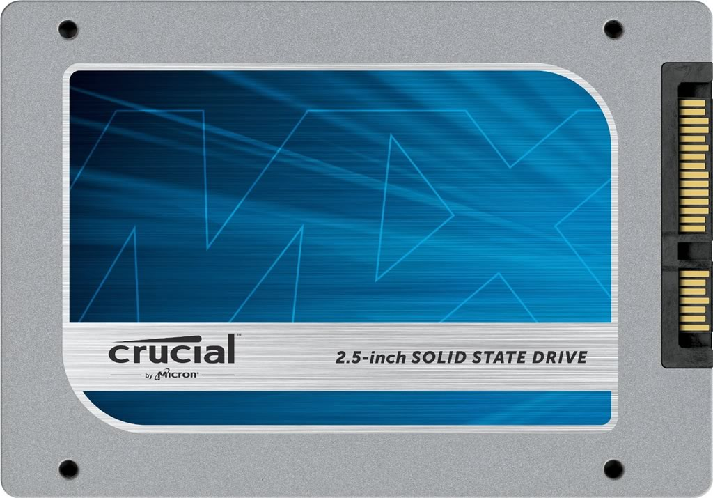 mejores discos ssd 2014 - crucial MX100