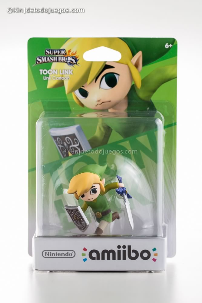 review amiibo toon link-9523