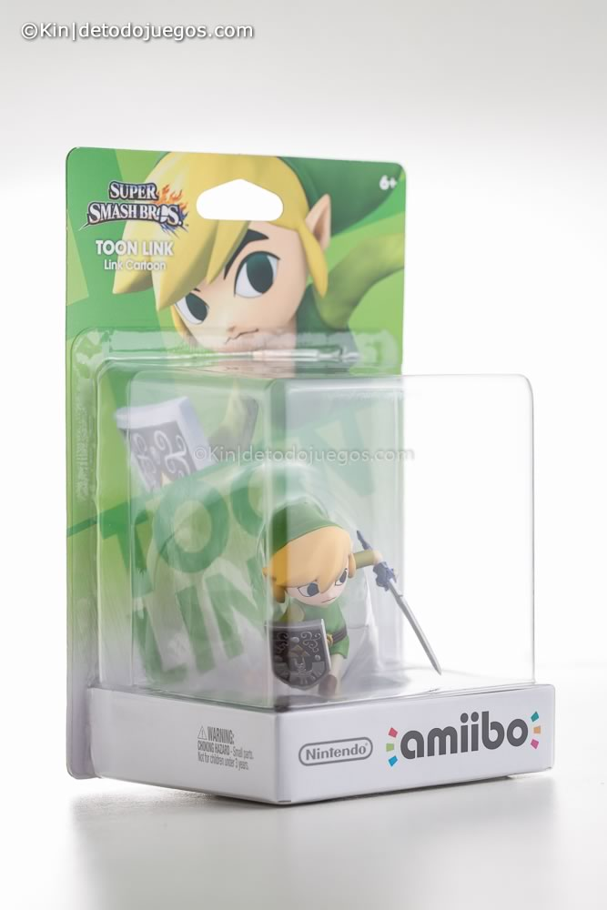 review amiibo toon link-9525