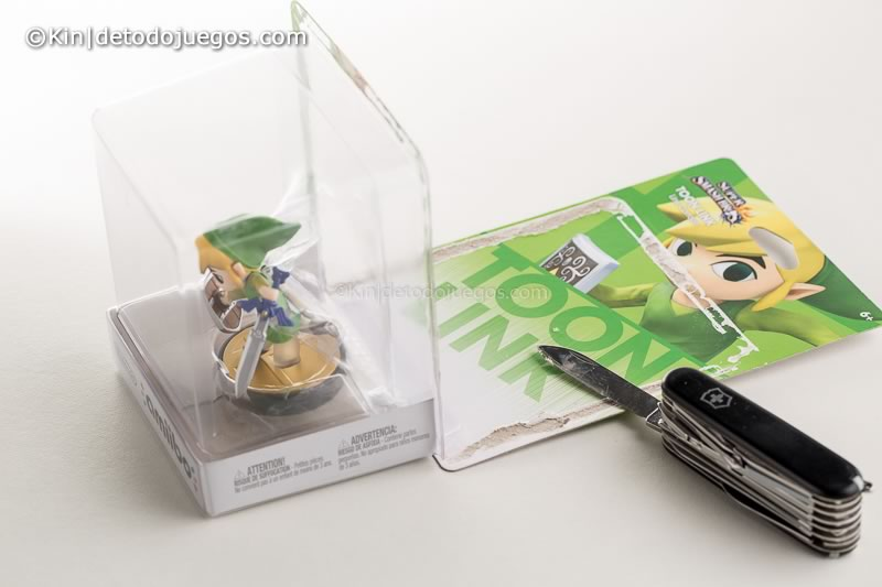review amiibo toon link-9532