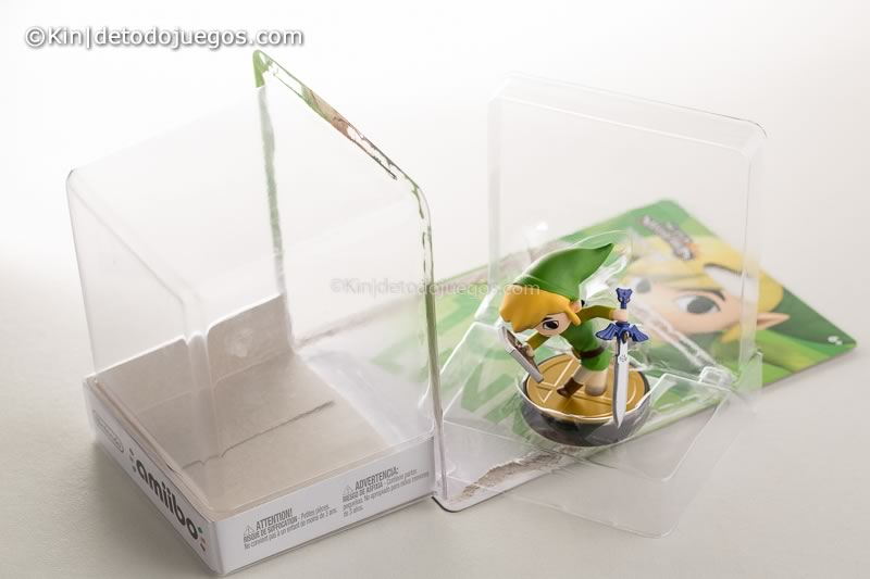 review amiibo toon link-9535