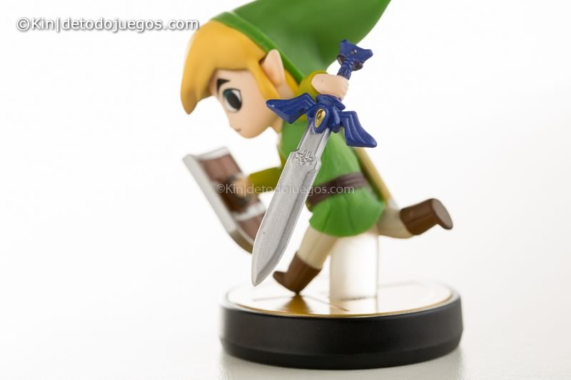 review amiibo toon link-9547