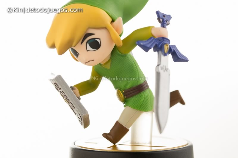 review amiibo toon link-9548