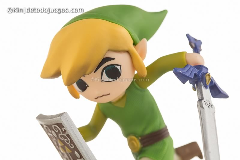 review amiibo toon link-9549