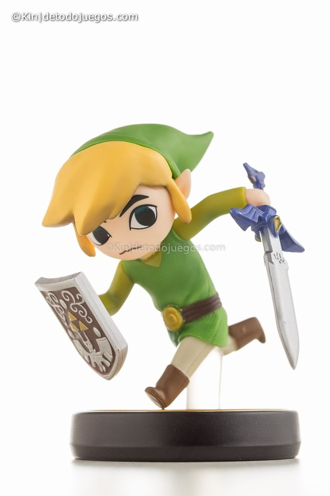 review amiibo toon link-9554