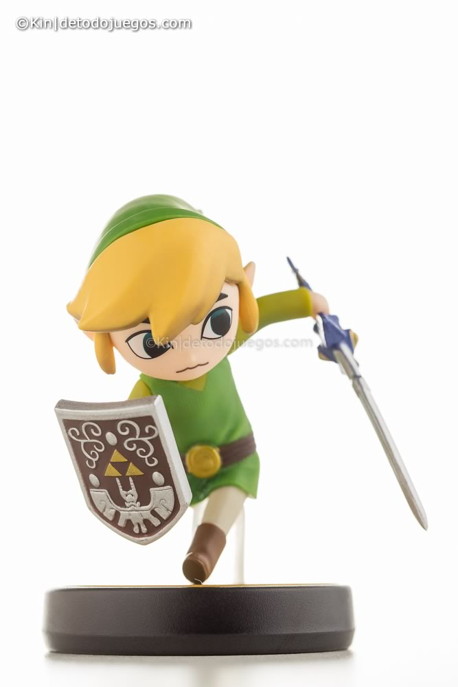 review amiibo toon link-9555