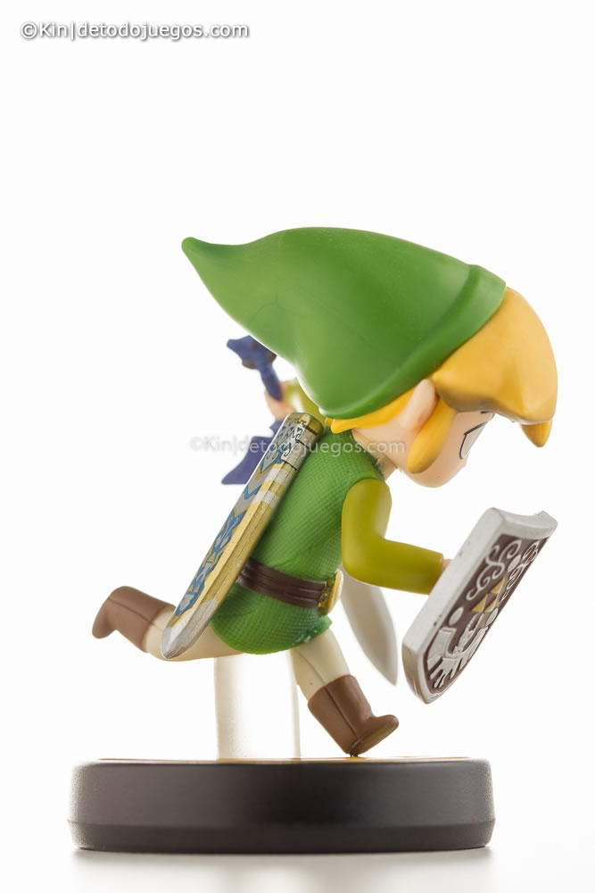 review amiibo toon link-9556