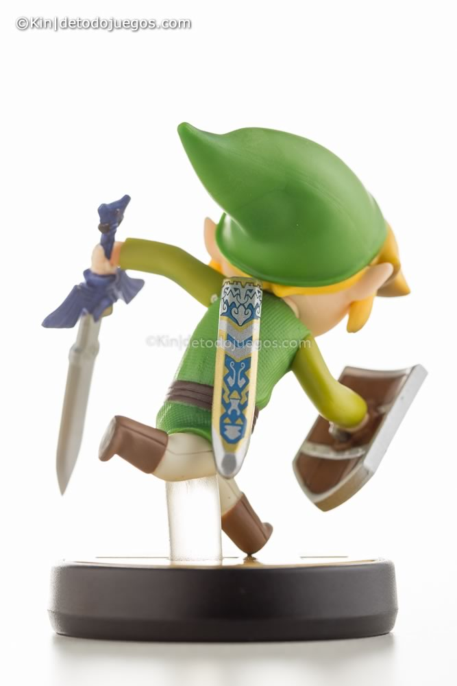 review amiibo toon link-9557