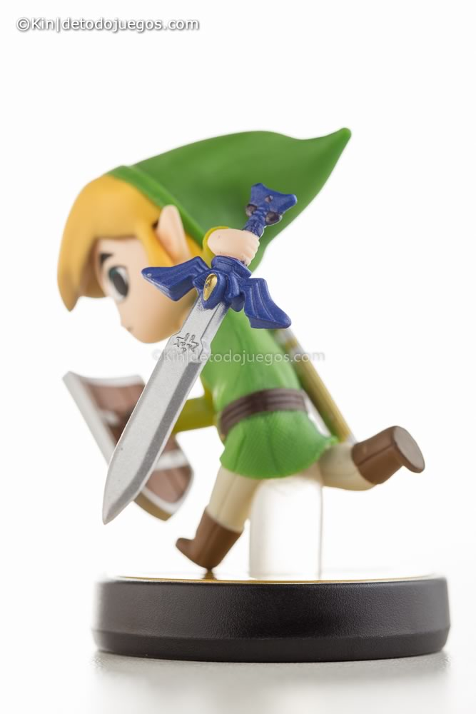 review amiibo toon link-9558