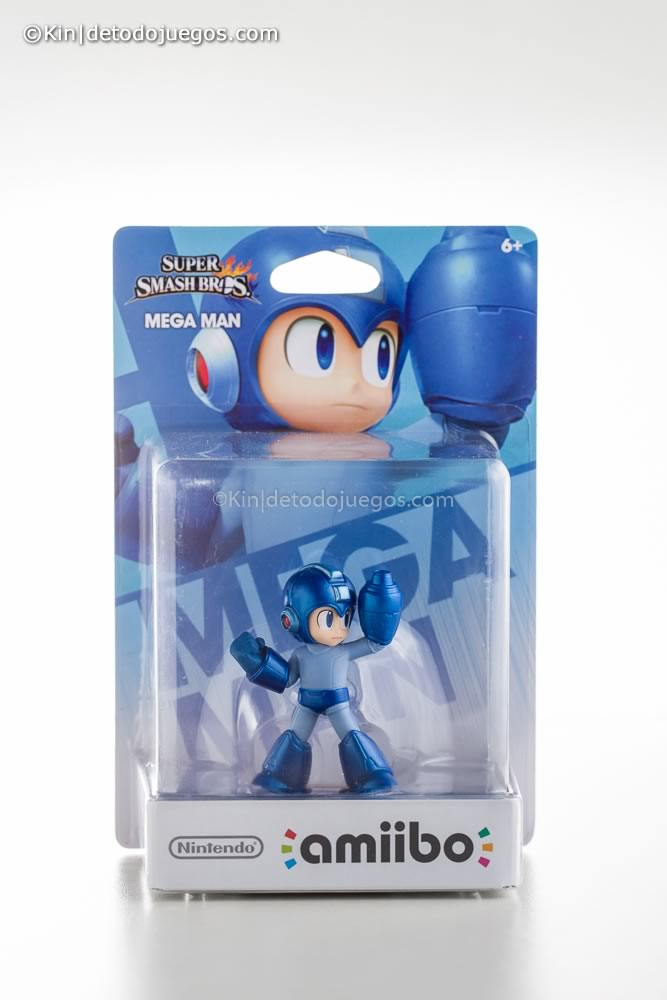 review amiibo megaman-9708