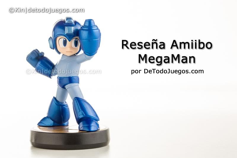 Review amiibo mega man fotos y unboxing en espa ol for Megaman 9 portada