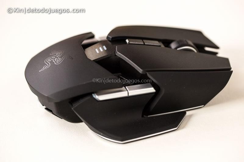 review mouse razer ouroboros-7509