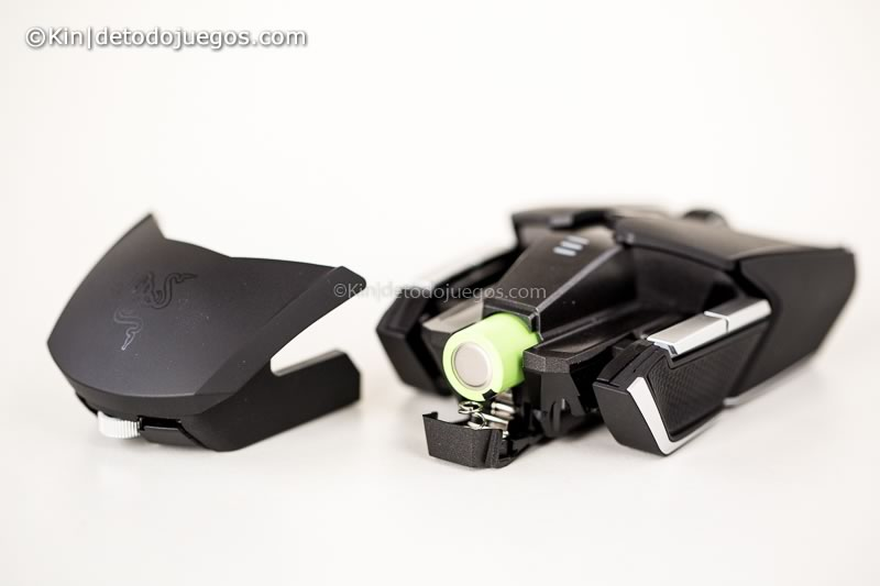 review mouse razer ouroboros-7540