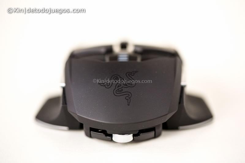 review mouse razer ouroboros-7550