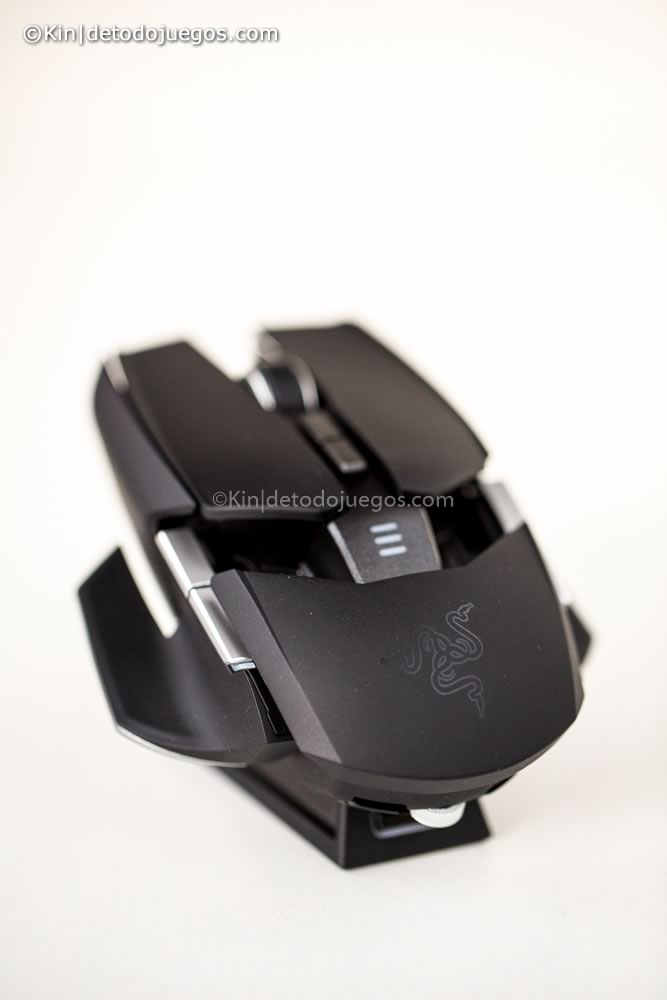 review mouse razer ouroboros-7563