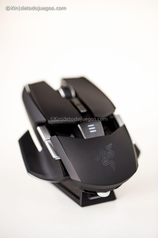 review mouse razer ouroboros-7563