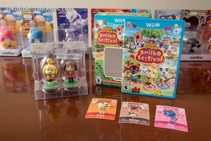 unboxing animal crossing amiibo festival-1080162