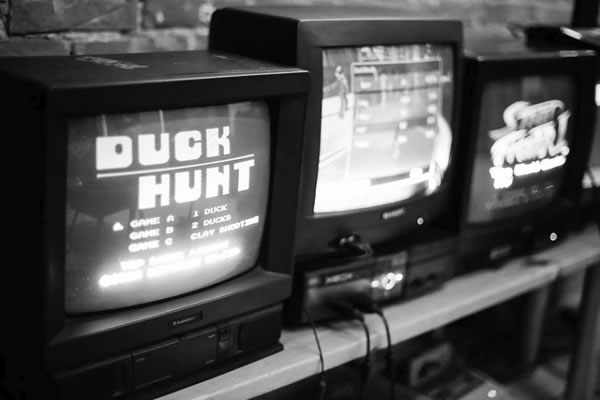 the arcade hotel para gamers 01