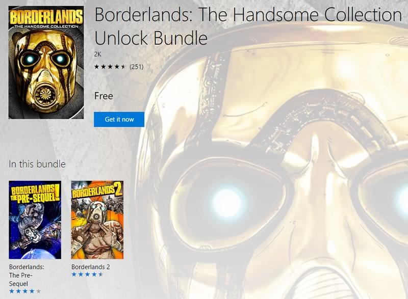 Descarga Gratis Borderlands 2 The Pre Sequel Para Xbox One