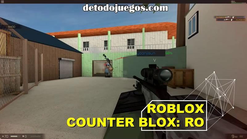 top 5 mejores juegos de roblox mayo 2018 counter blox