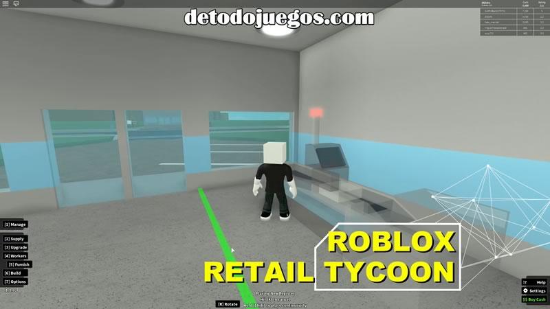 top 5 mejores juegos de roblox mayo 2018 retail tycoon